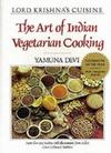 Lord Krishna's Cuisine: Art of Indian Vegetarian Cooking by Yamuna Devi